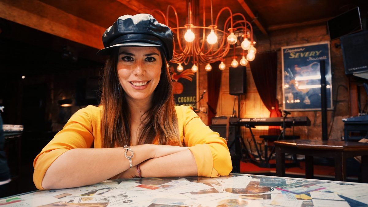 Entrevista a la actriz Bárbara Hermosilla