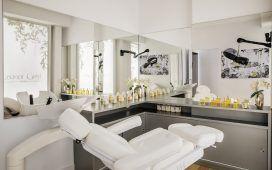 Cabina-Hair-Spa-Leonor-Greyl-Maison-Eduardo-Sanchez-peluqueria-de-lujo-en-madrid