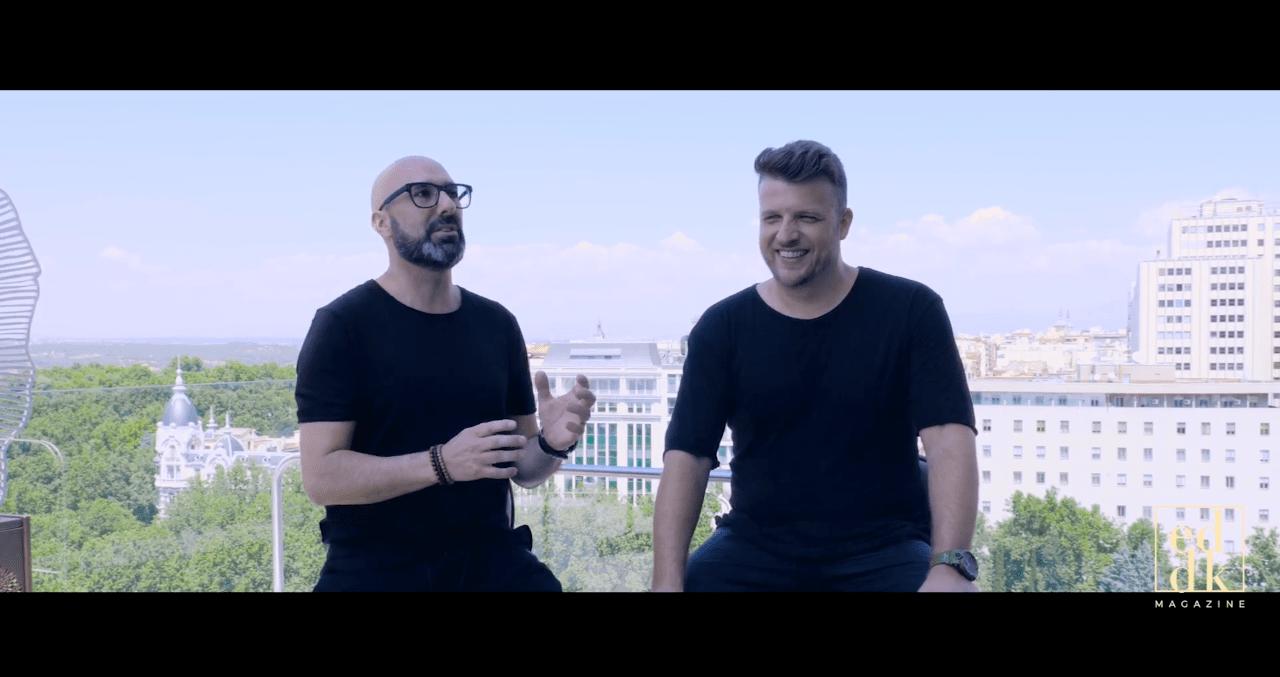 Entrevista Chus Y Ceballos para EDDK Magazine - Musica electronica