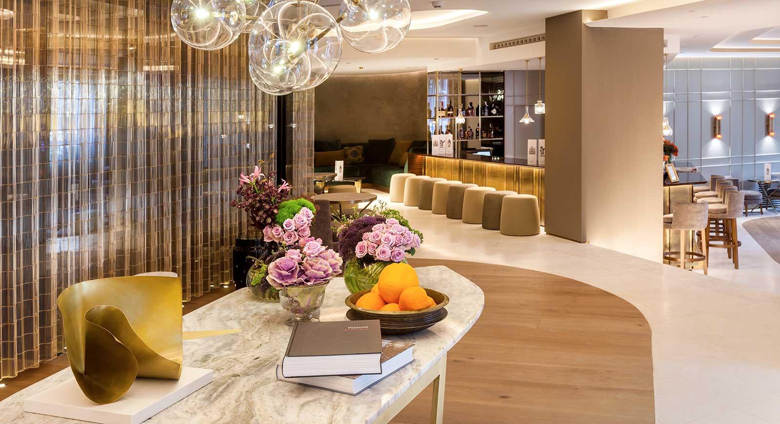 Desayuno Hotel Barceló Emperatriz