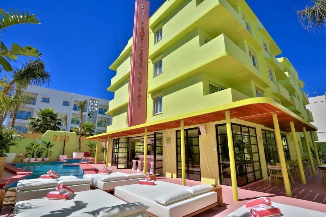 Tropicana Suites Ibiza - Entrevista Diego Calvo Concept Hotel Group