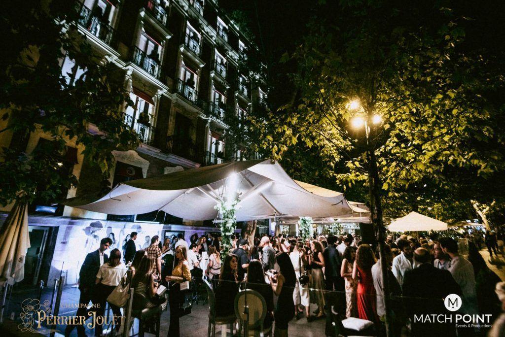 La noche de la moda en Hospes Puerta de Alcalá - Photocall party Matchpoint Events