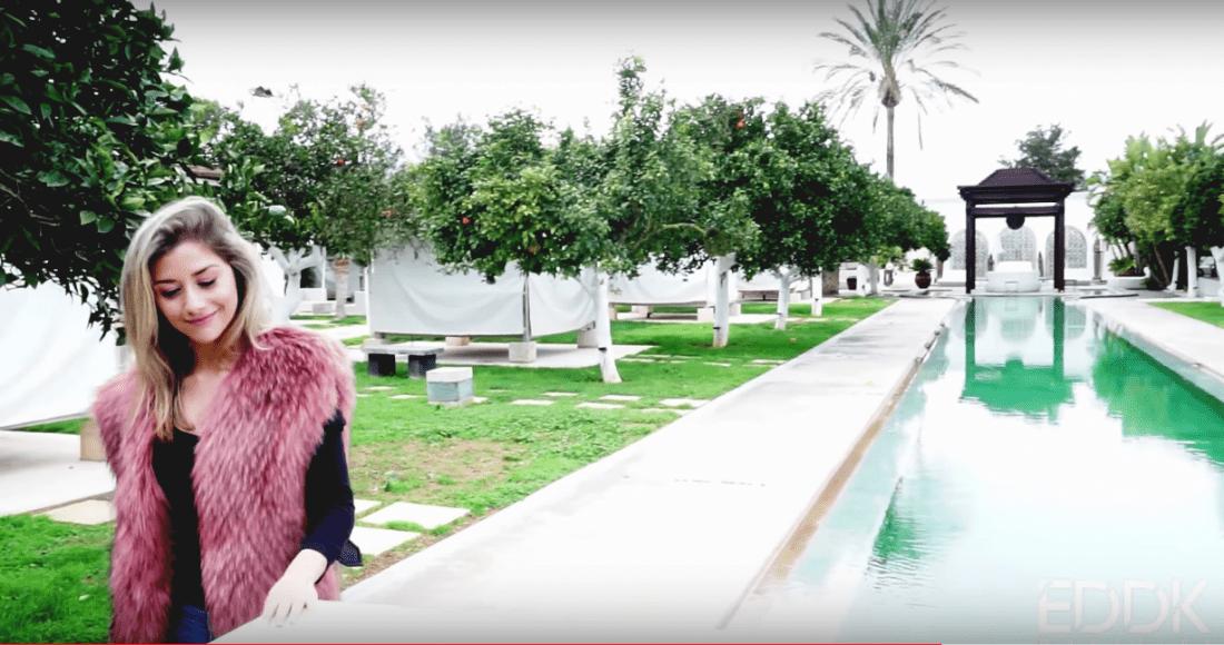 Fashion blogger Ibiza: Dress to Im