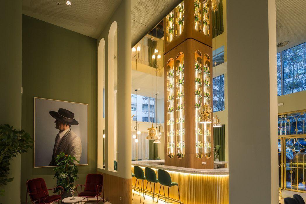 Garra Bar - Hotel Barceló Torre de Madrid Los mejores afterworks