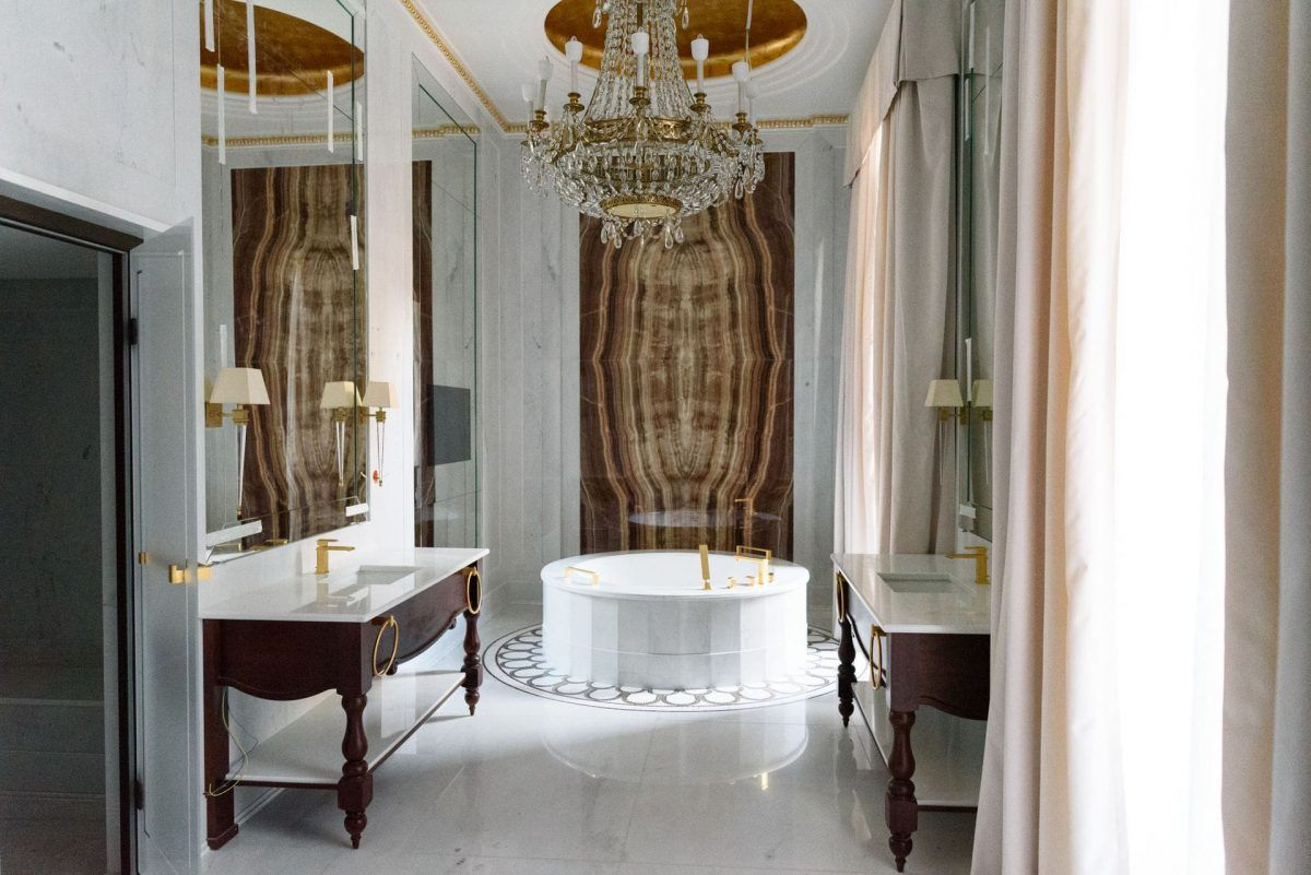 royal suite four seasons madrid