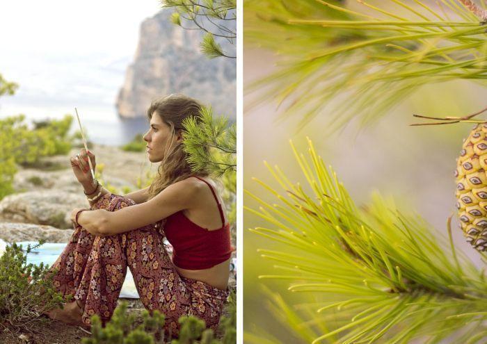 Melisa Ramet - Artista visual en IBiza